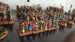 Sarrasins Miniatures