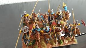 Late Romans miniatures