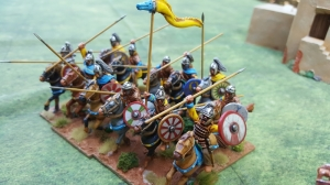 Late Roman army miniatures