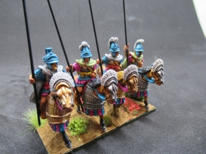 Seleucid Companions Cavalry 28mm