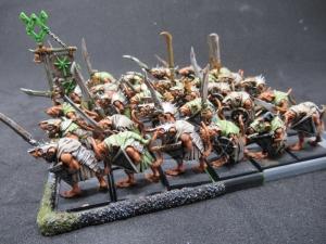 Warhammer Battle Skavens